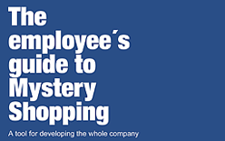 Book mystery shopping