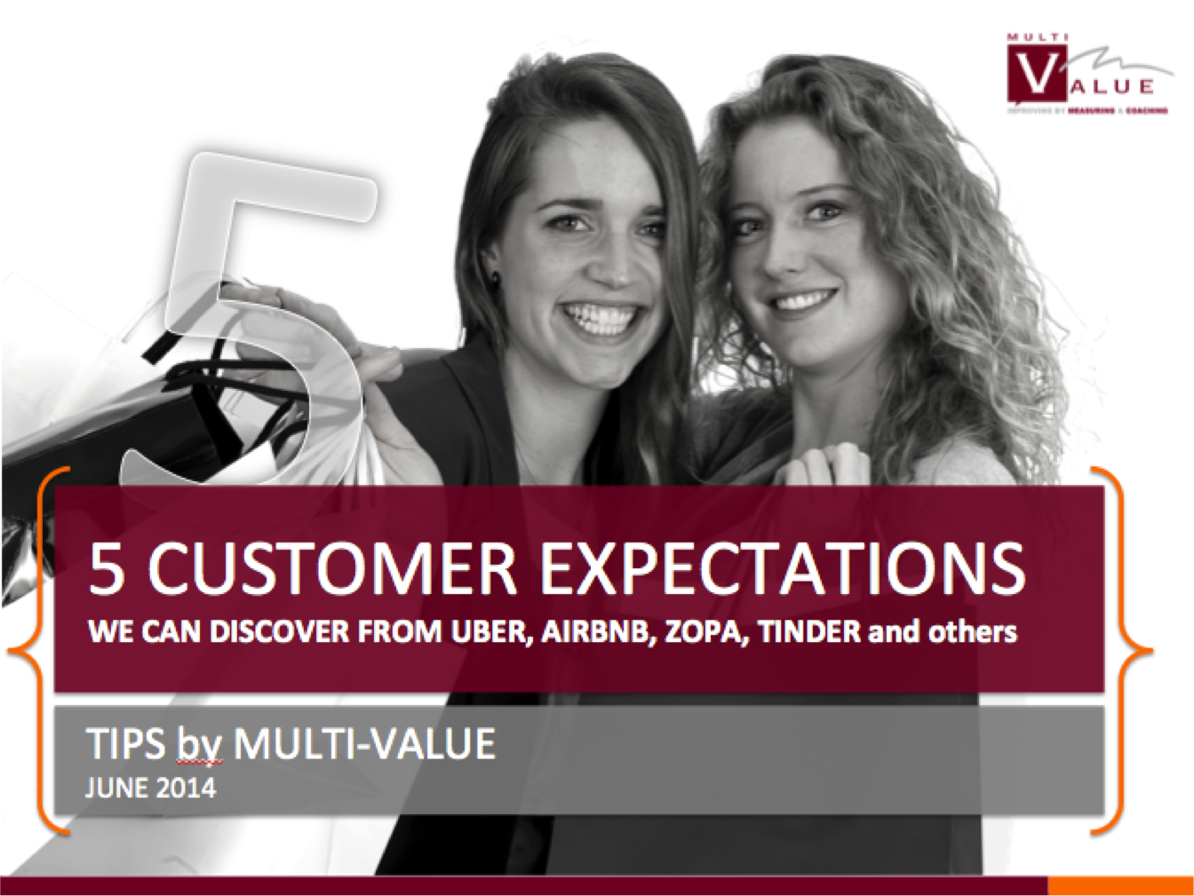 5 Customer Expectations that we can discover from  UBER, AIR BNB, ZOPA, TINDER and others.